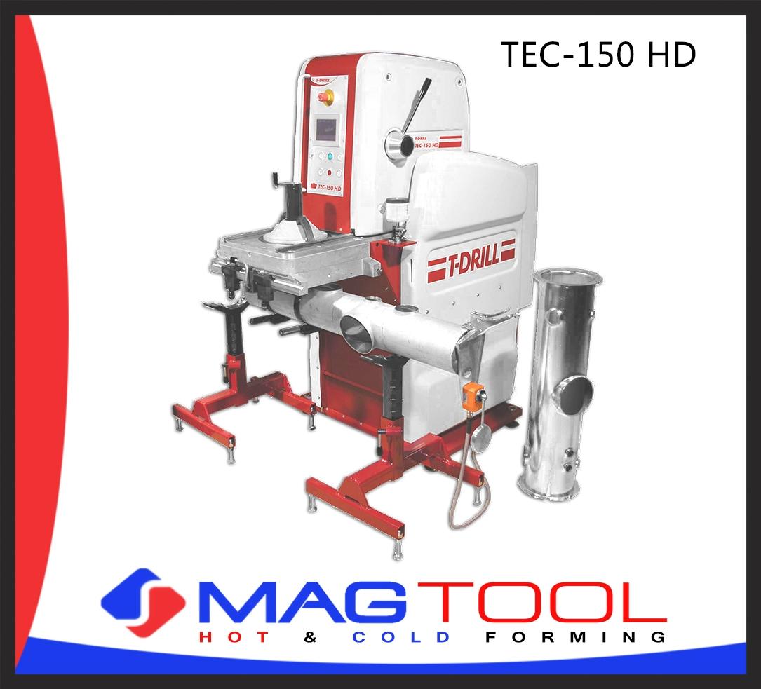 Model TEC-150 HD T-Drill