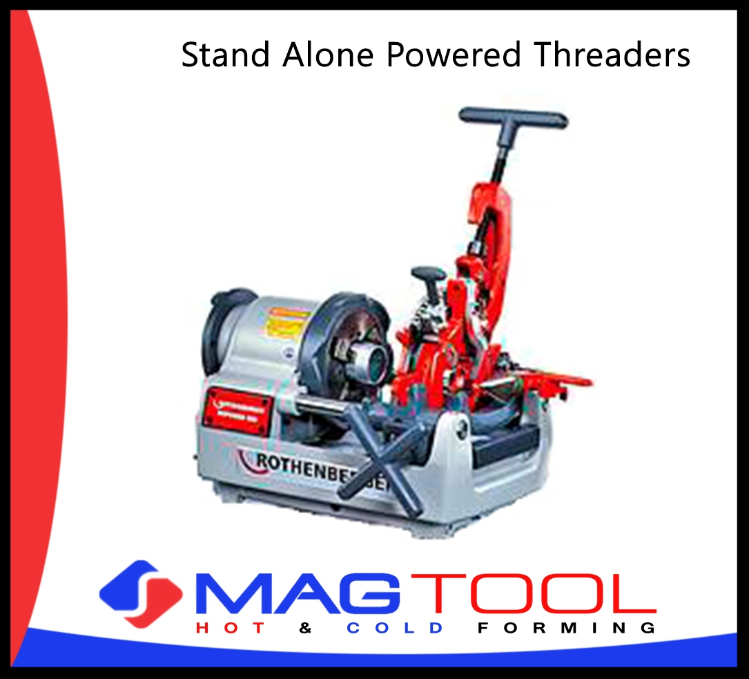 Stand Alone Powered Threaders