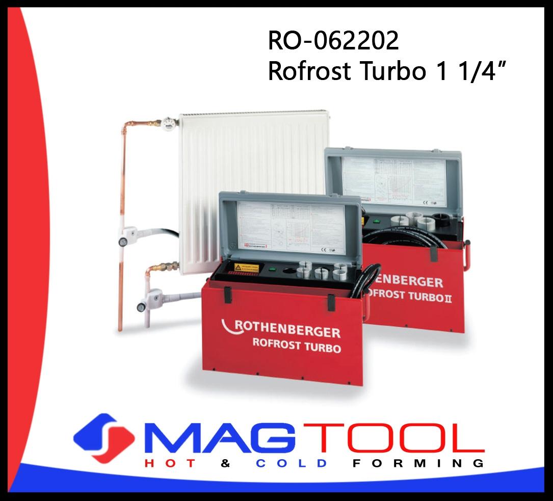 "R0-062202 ROFROST TURBO 1 1/4"""