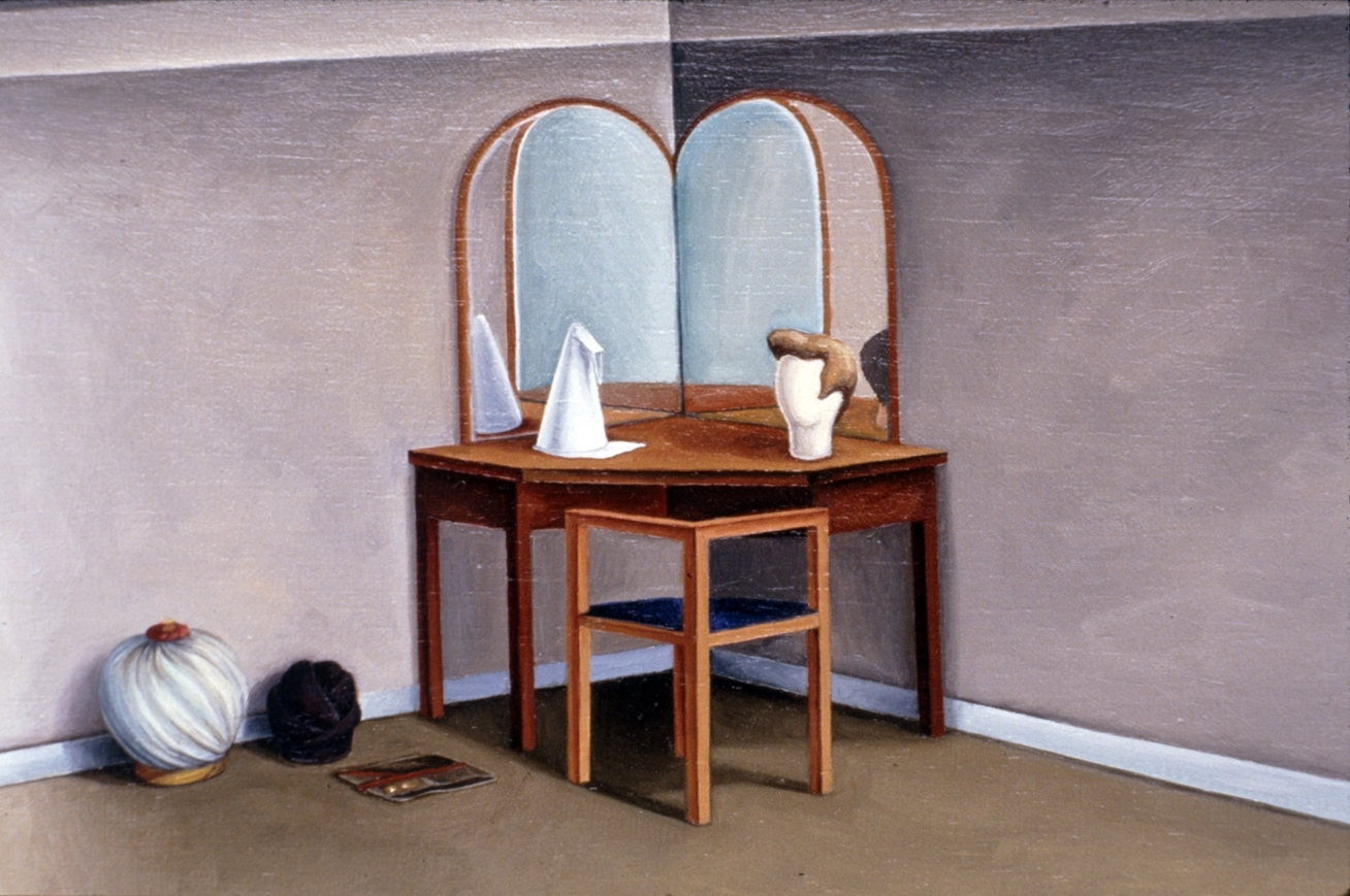 Vanity Table - detail