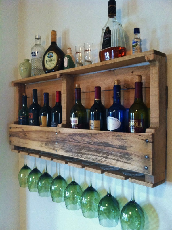 The Original Great Lakes Wine Rack