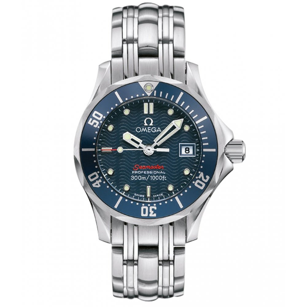 It not just for guys - Omega Seamaster - Click to enlarge