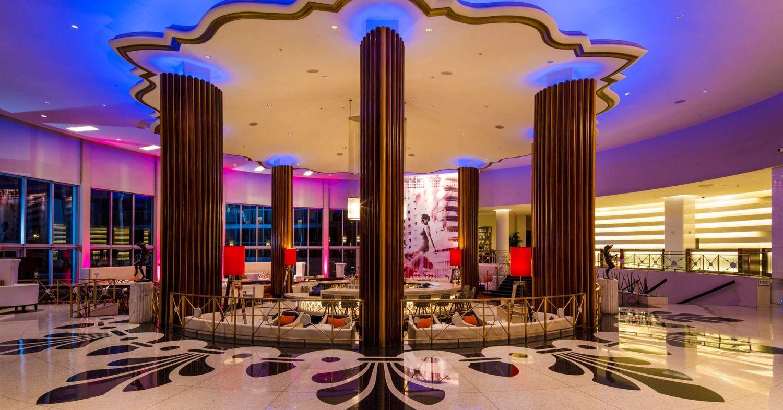 Iconic Lobby