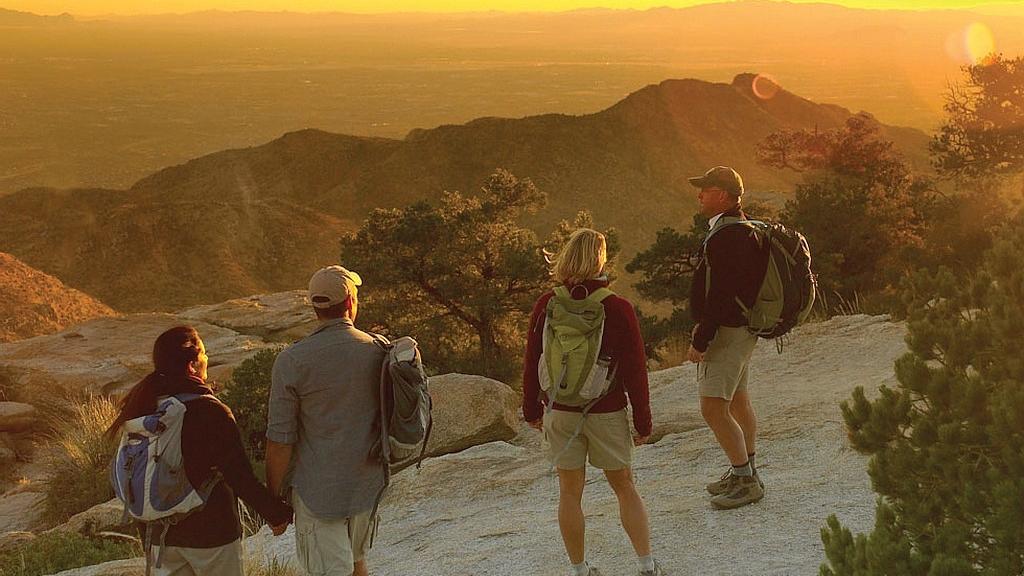Canyon Ranch Hiking Tuscon