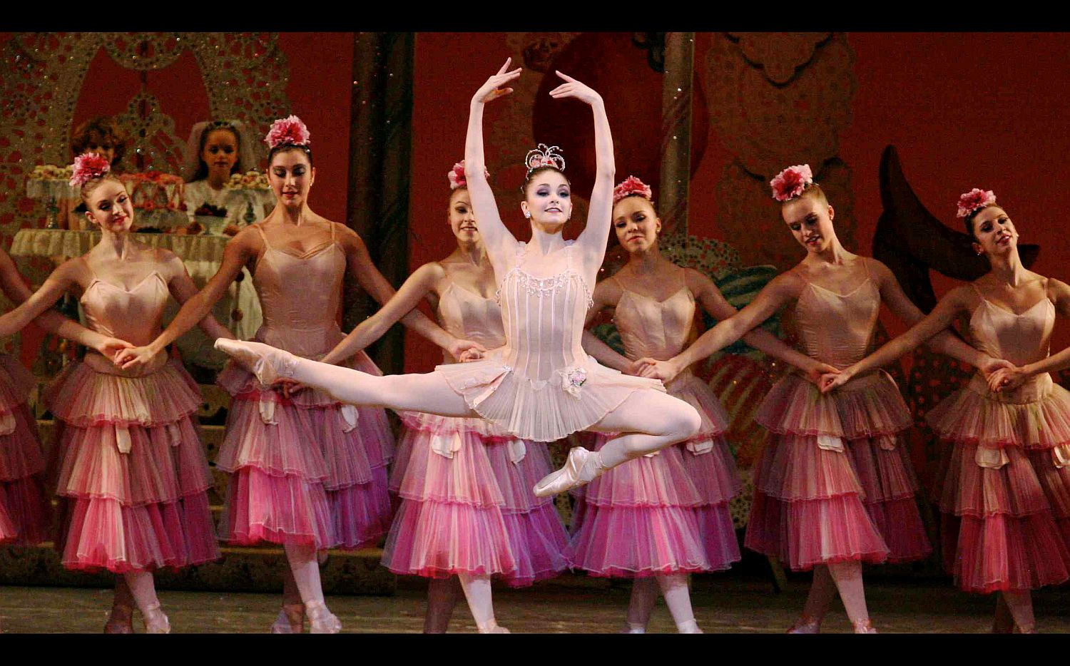 Kathryn Morgan in Nutcracker