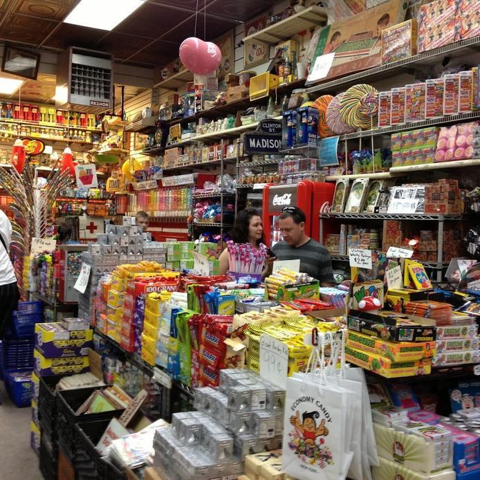 Economy Candy Shop