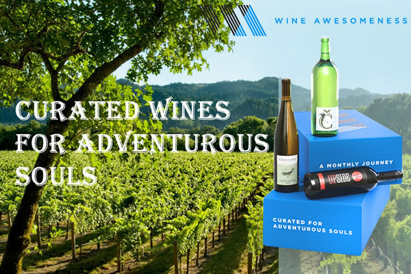 wineawesomeness.com - Get your first month Free