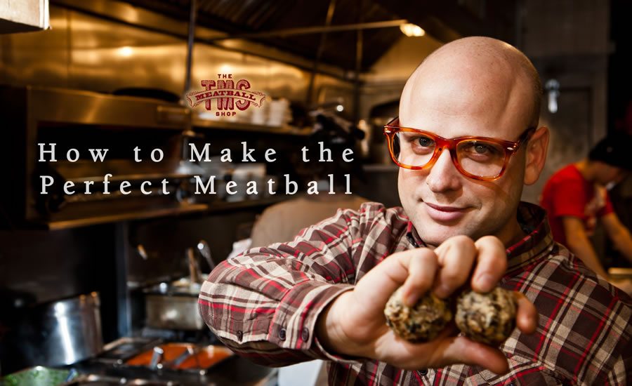 The Meatball shop founder DANIEL holzman