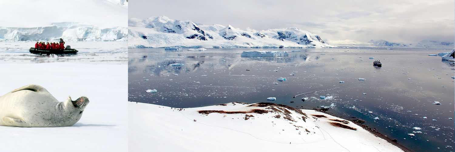 Antarctica, The Great White Continent