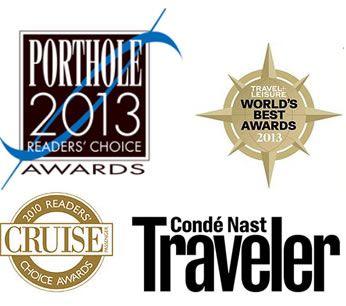 Silversea Explorer awards