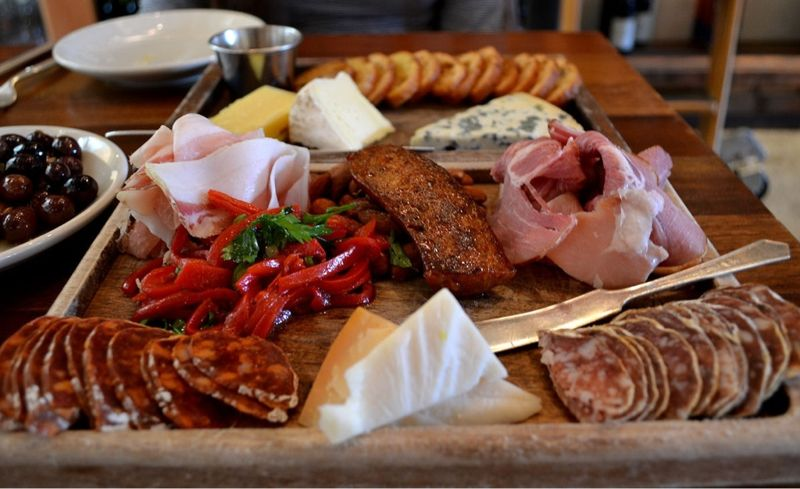 True Charcuterie from Olympia Provisions, Portland Oregon