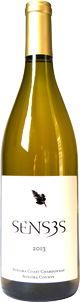 Senses Sonoma Coast Chardonnay 2013