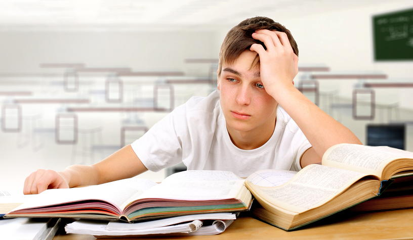 Kids that are tired affects learning