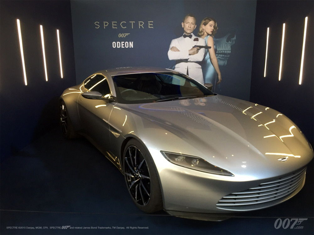 The Aston Martin db10 is one of only 10 of THIS model to be made  and  will be auctioned off for charity some time in 2016. it's expected to at least hit over the $1.5m mark