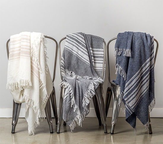 Light Weight Cashmere Blankets