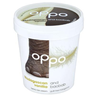 Flavor:  Madagascan vanilla and baobab