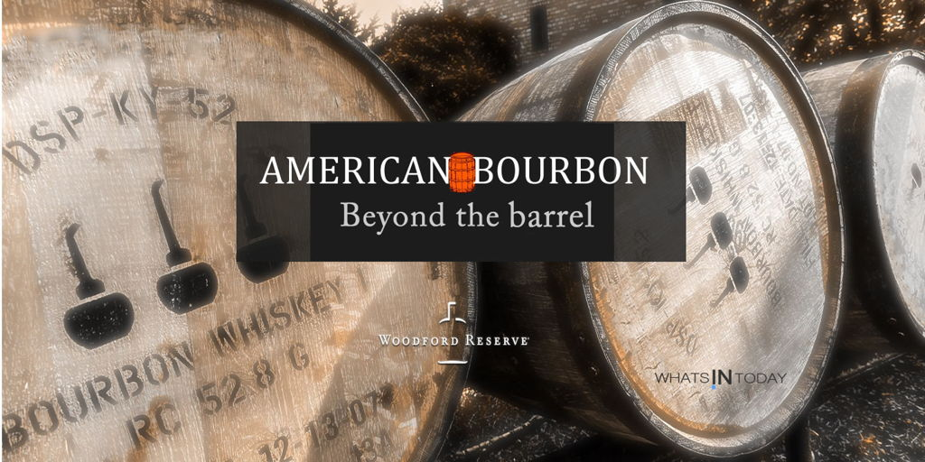 Bourbon barrels can have a second life to create some wonderful tasting  Bourbon Barrel foods
