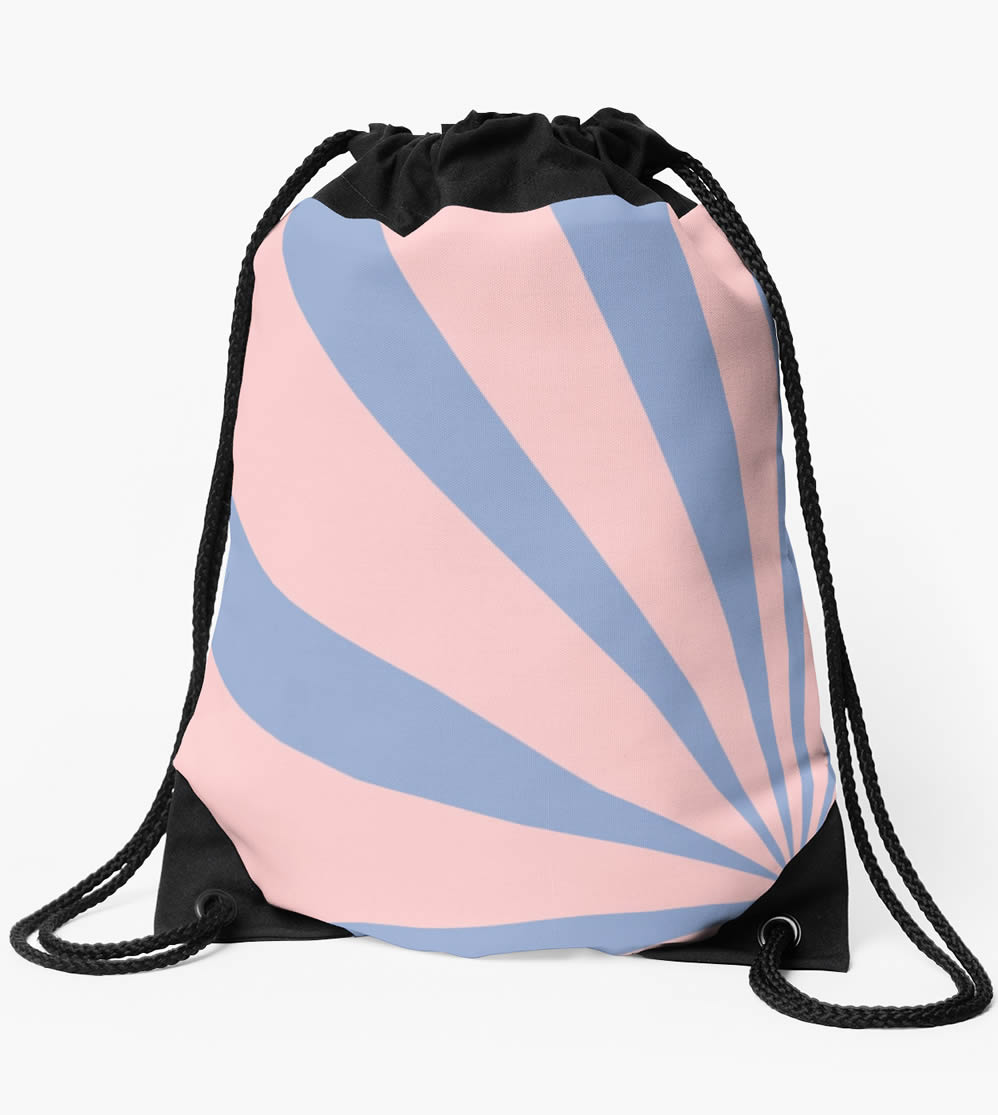 Drawstring Bags by ozcushions