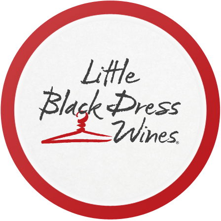 LBD - AKA the little BLACK dress -- a good wine highlighted at whatsintoday