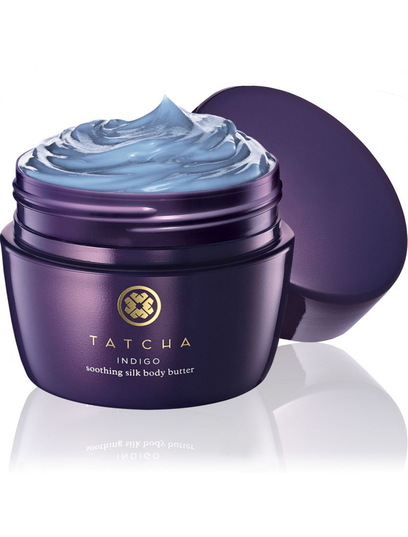 tatcha indigo soothing triple recovery cream   - A PERFECT HEALING , SOOTHING, RESTORING EXPERIENCE TO HELP YOUR SKIN RECOVER FROM THE STRESSES OF TRAVEL