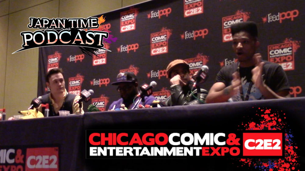C2E2 2016. rOGERSBASE SHARES A PANEL AT CHICAGO COMIC AND ENTERTAINMENT EXPO 2016 -- pANEL discussES Smash Wii U, Pokken Tournament, Fire Emblem Fates, Pokemon Sun & Moon, Nintendo NX rumors PLUS MORE