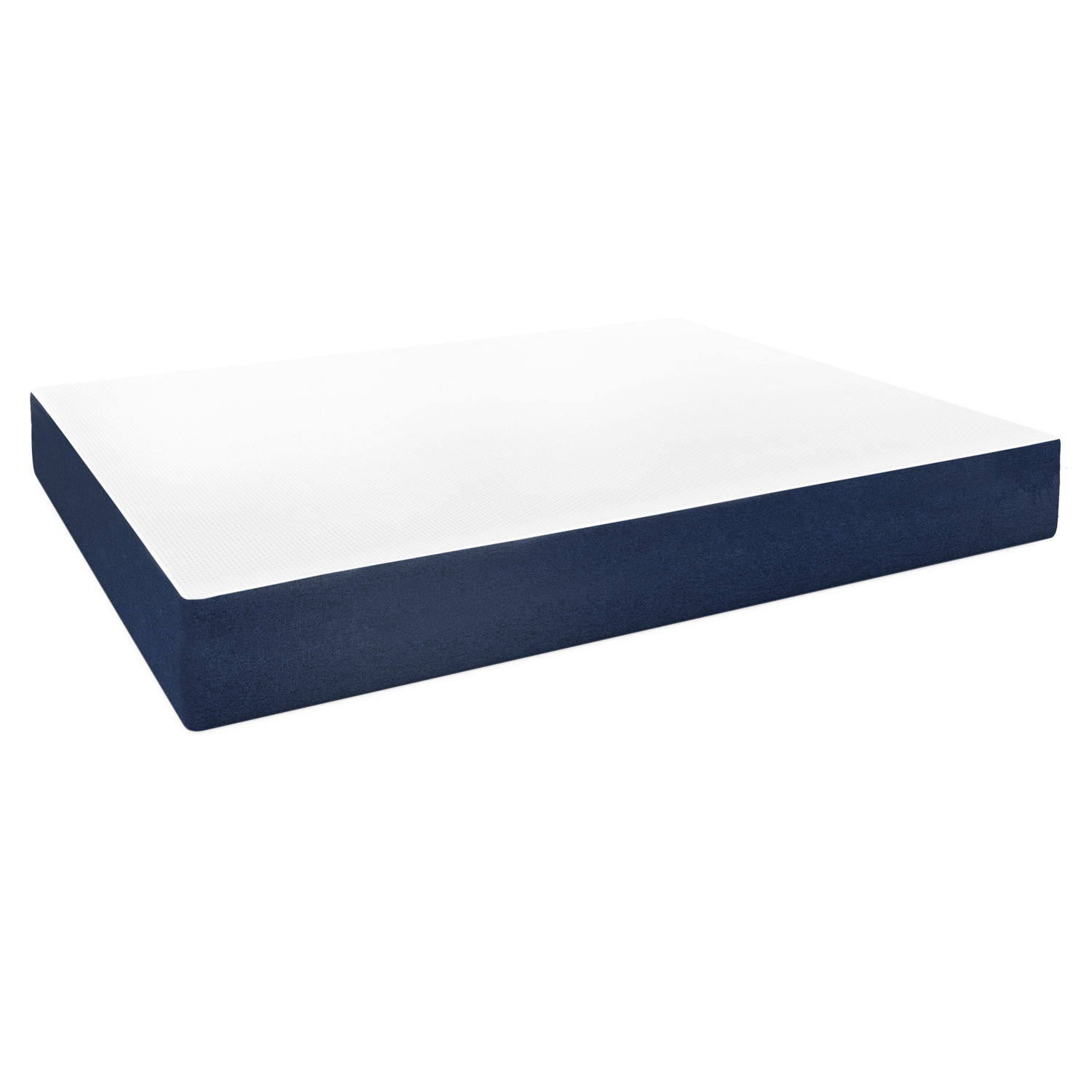 SIDE VIEW PROFILE OF THE DUO MATTRESS B Y SLEEP AWESOMENESS - PROVIDING proven relief for pressure points and adaptive support for each person.