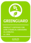 Greenguard seal safe for everyone.