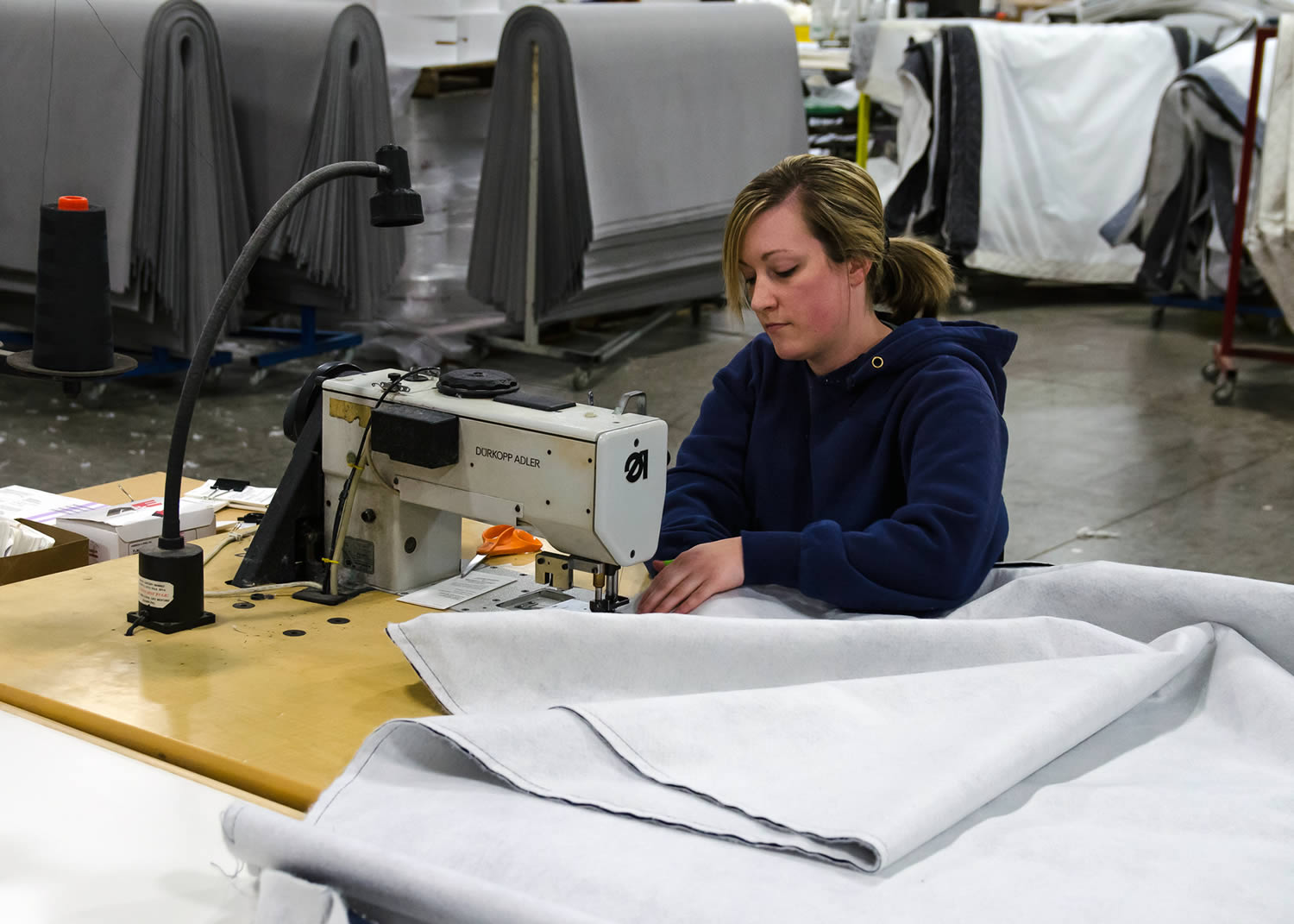 Each Fin Mattress is HANDCRAFTED and custom made to order in the USA