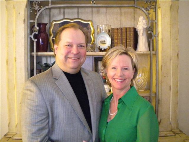 Tamara Cain and Marty Cain