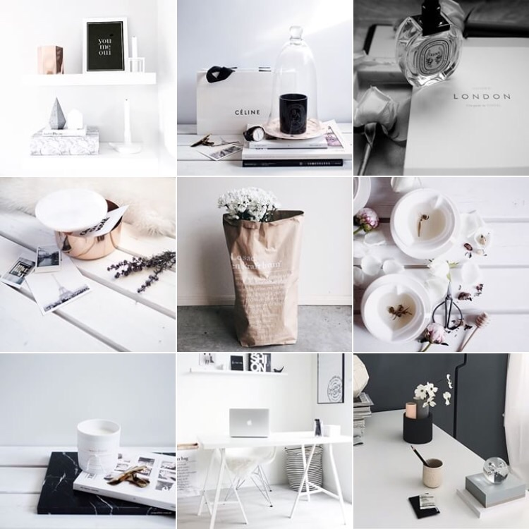 @acupofchic Insta feed