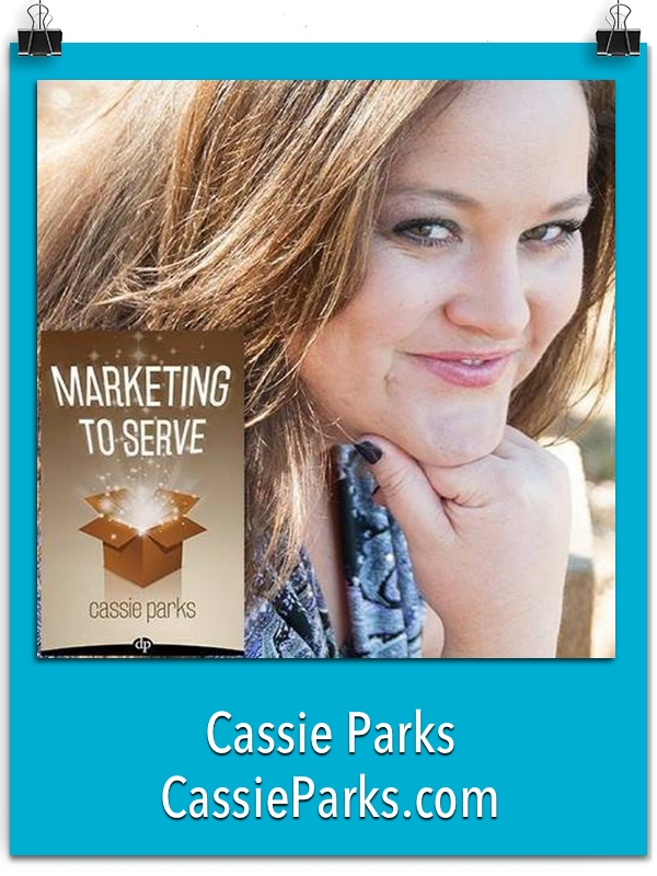 Cassie Parks - LiveYourChampagneLife.com