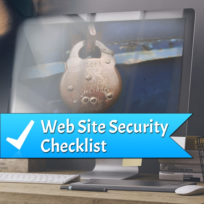 Web Security Checklist