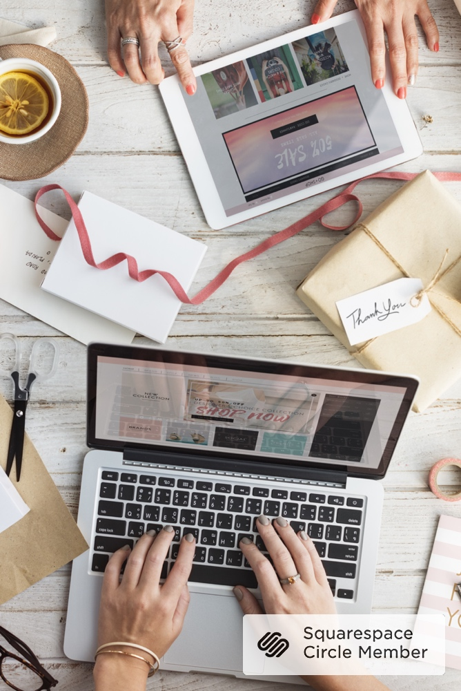 Why choose Squarespace - Squarespace Specialist