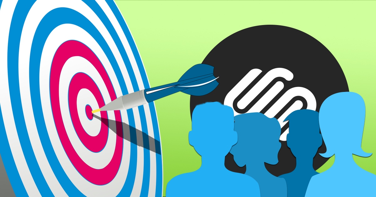 TARGET SQUARESPACE ACTIVITY IN FACEBOOK & GOOGLE ANALYTICS  LEARN MORE