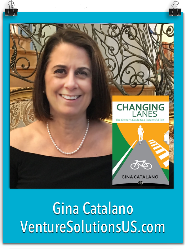 Gina Catalano - Venture Solutions LLC