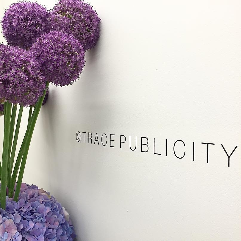 Trace PR  Our super PR agency, visit them at   www.tracepublicity.com    Trace Publicity help us with press coverage and also collaborations.