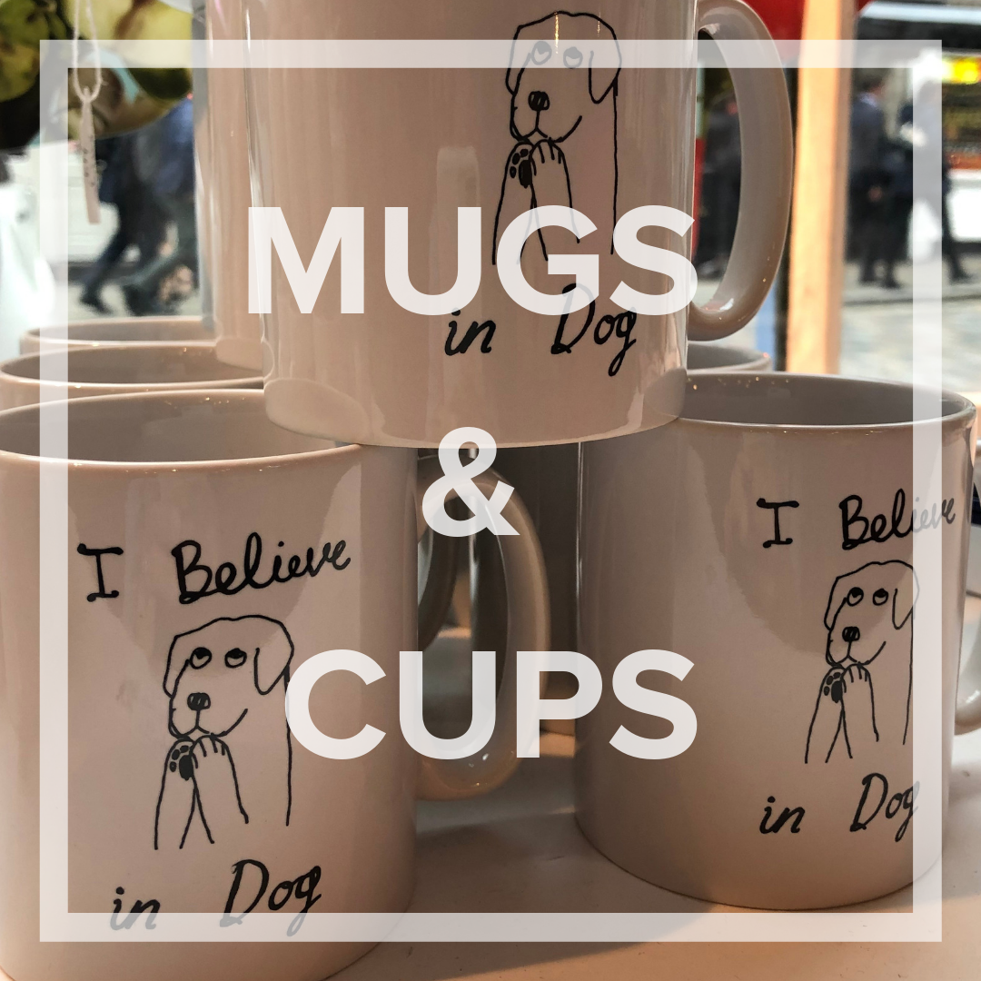 MUGS AND CUPS -