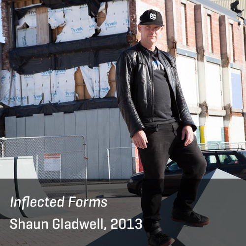 Inflected Forms, Shaun Gladwell