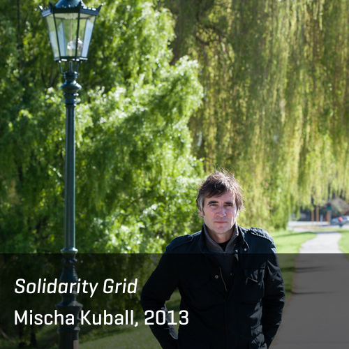 Solidarity Grid, Mischa Kuball
