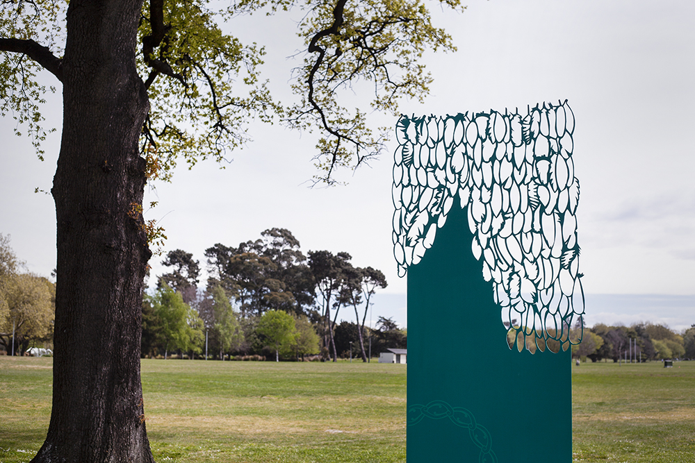 Image courtesy of the artist and SCAPE Public Art. Photo: Heather Milne.