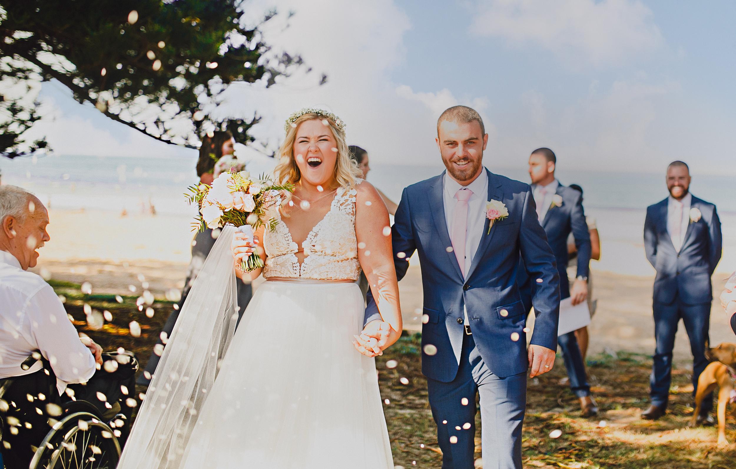 Avoca Beach Wedding