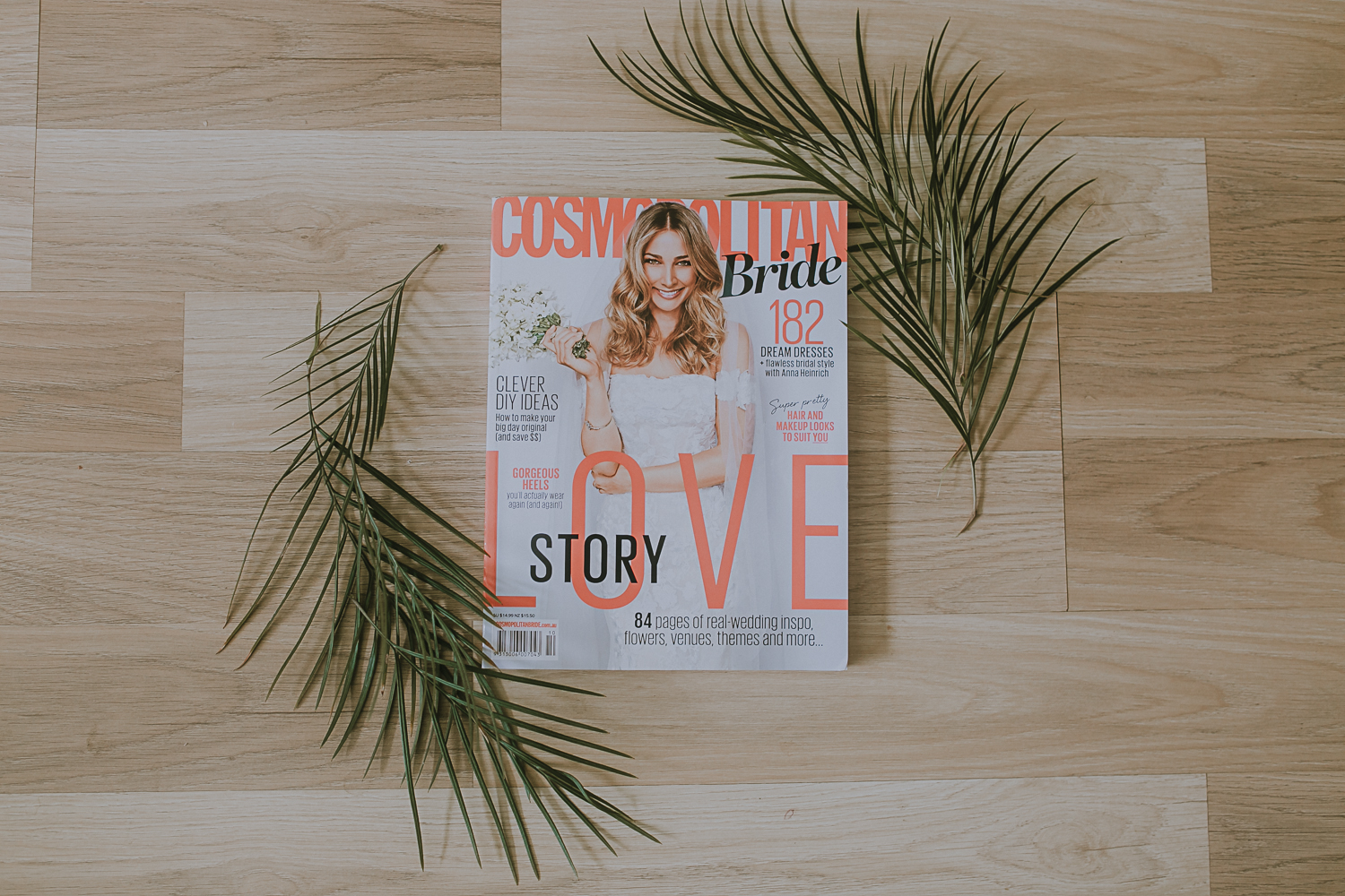 Kendell Tyne Photography Featured in Cosmo Bride 2017