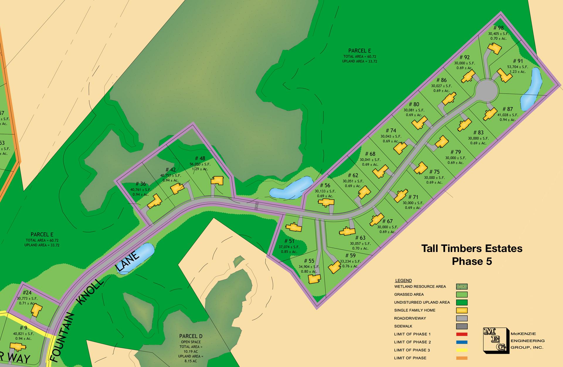 phase 5 site plan