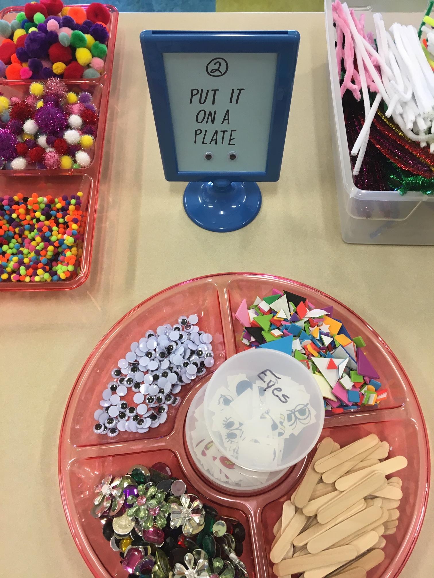 Make a Pet Rock #petrock #kidscraft #library #childrenslibrary