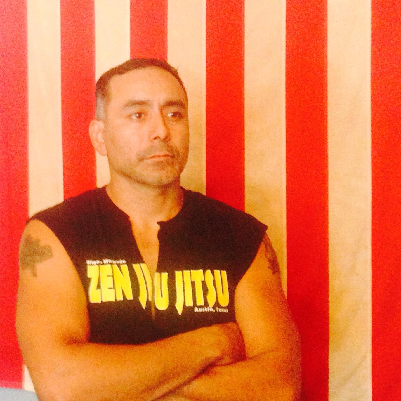 Zen Fit Dojo. East Austin. Summer, 2015.