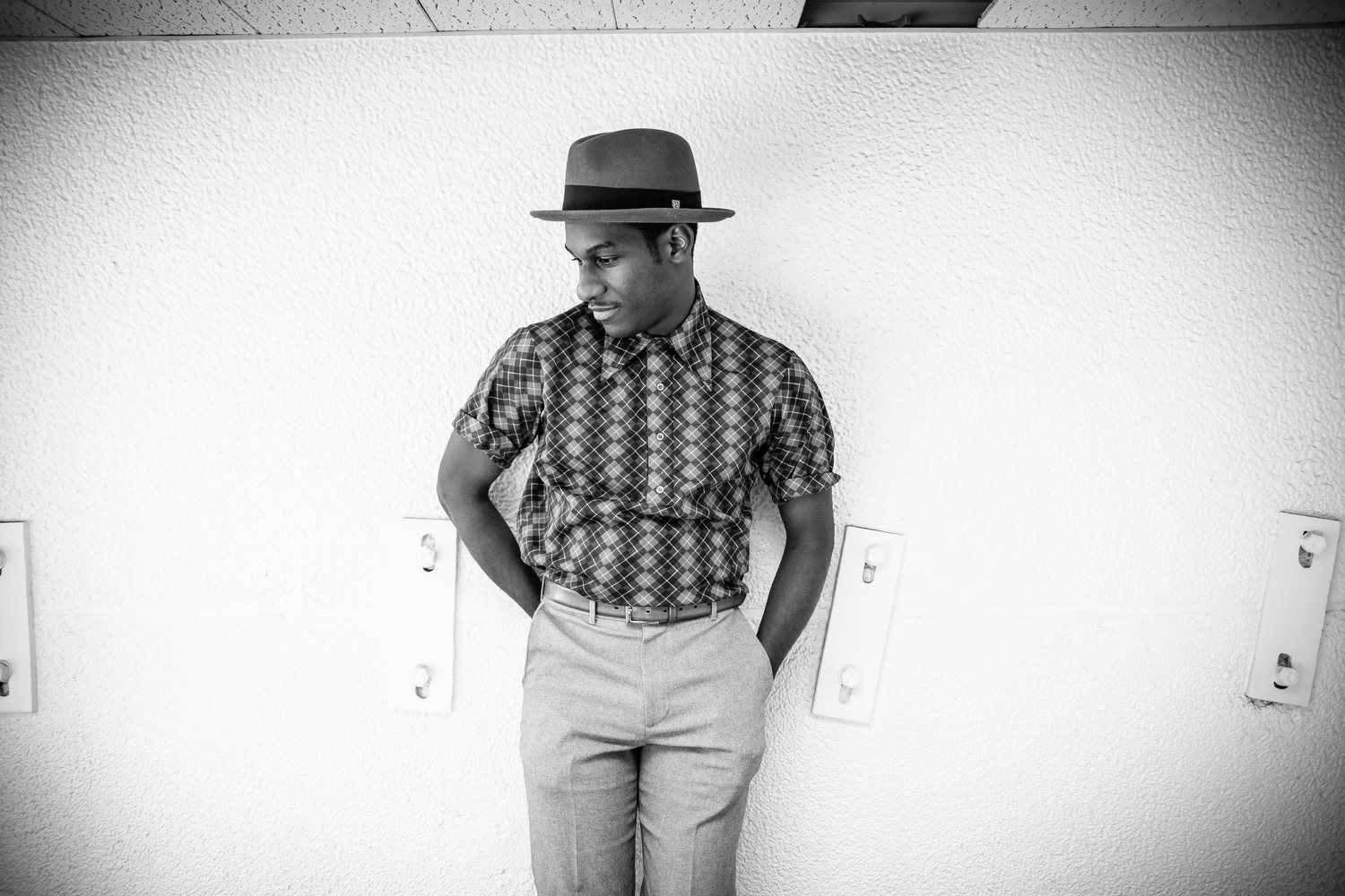 2015, the year of Leon Bridges.