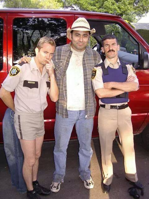 Reno 911!. One of my best comedic roles as an illegal.