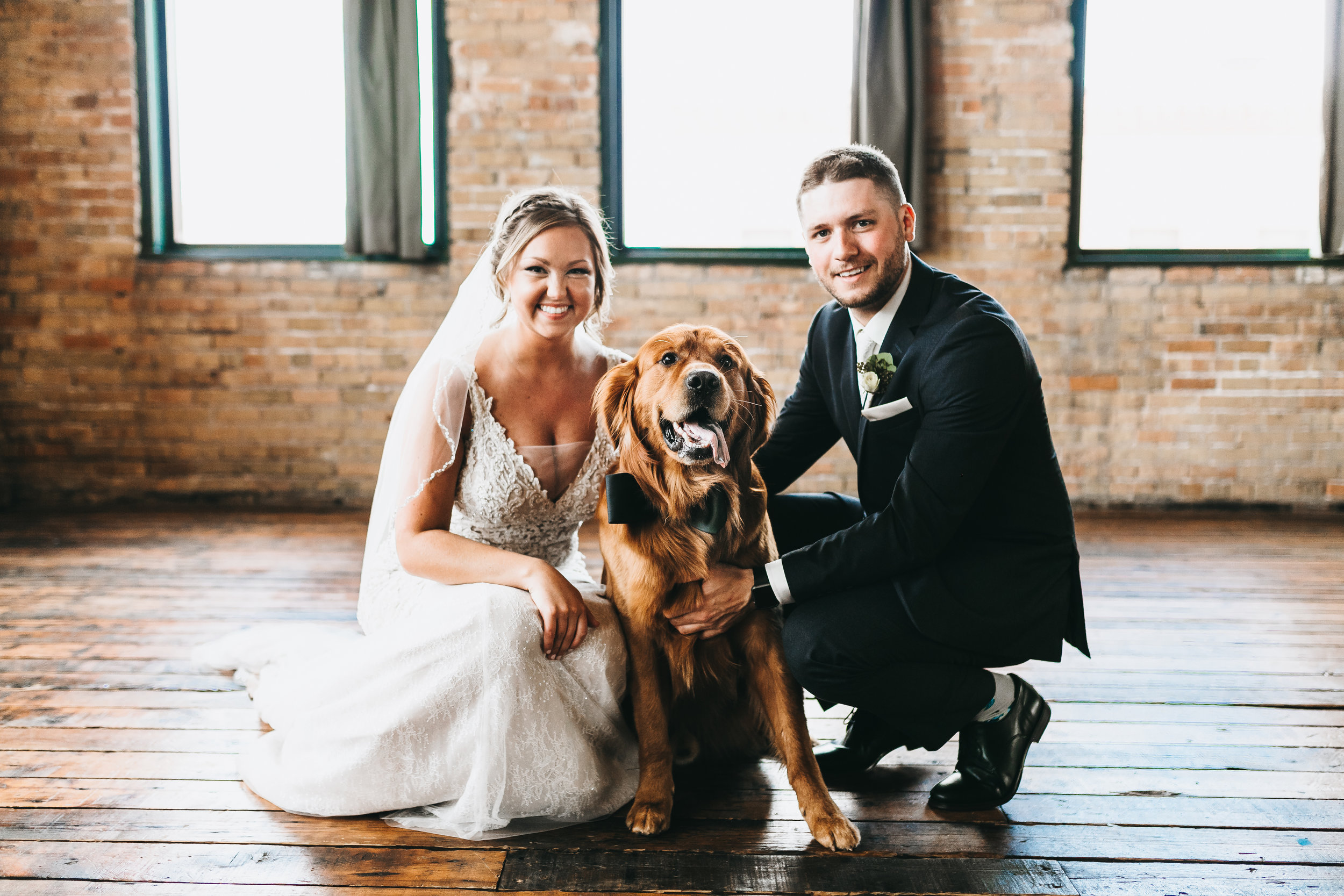 Paige + Connor - CLYDE IRON WORKS