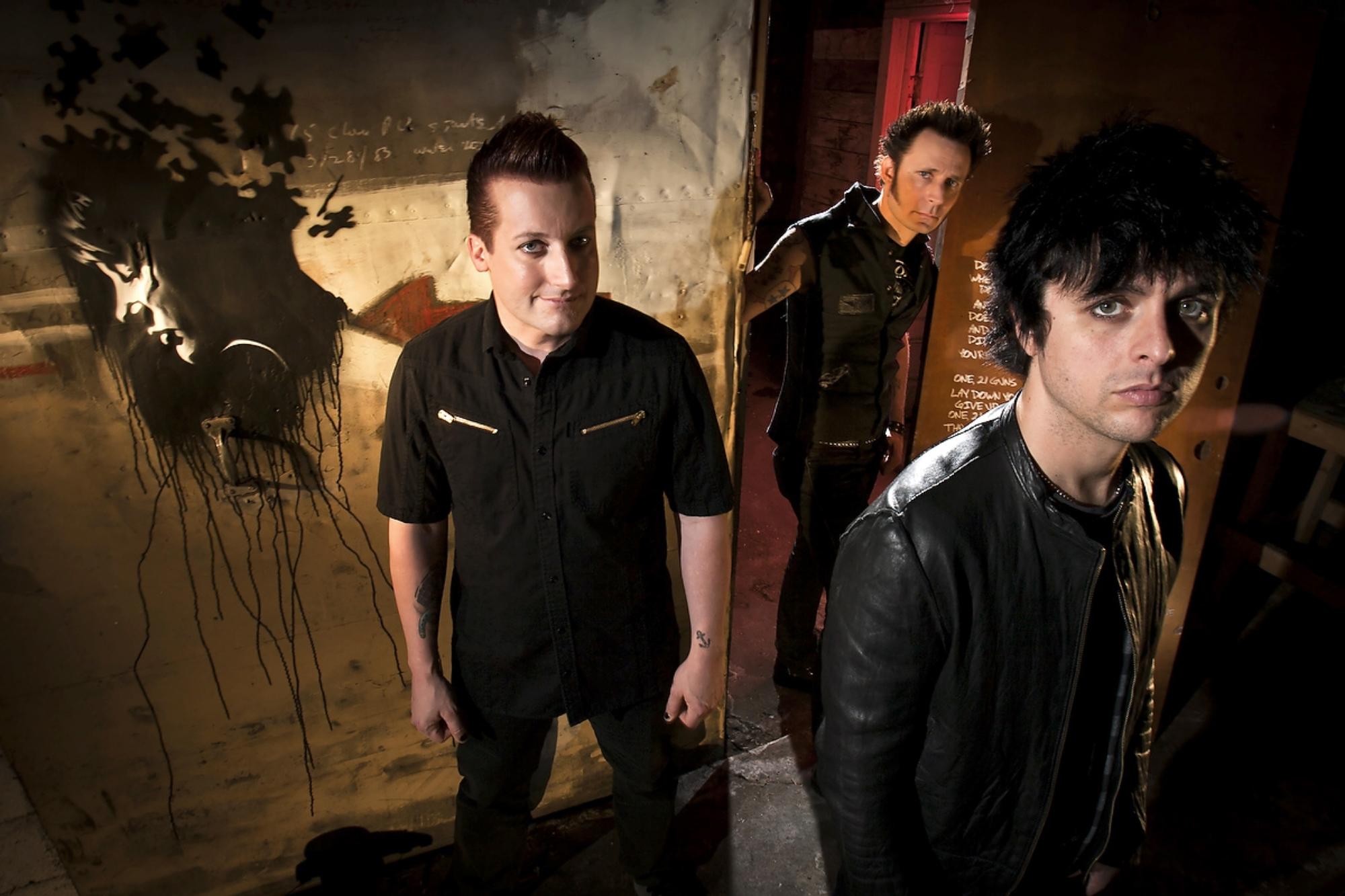 Green Day - recording artist