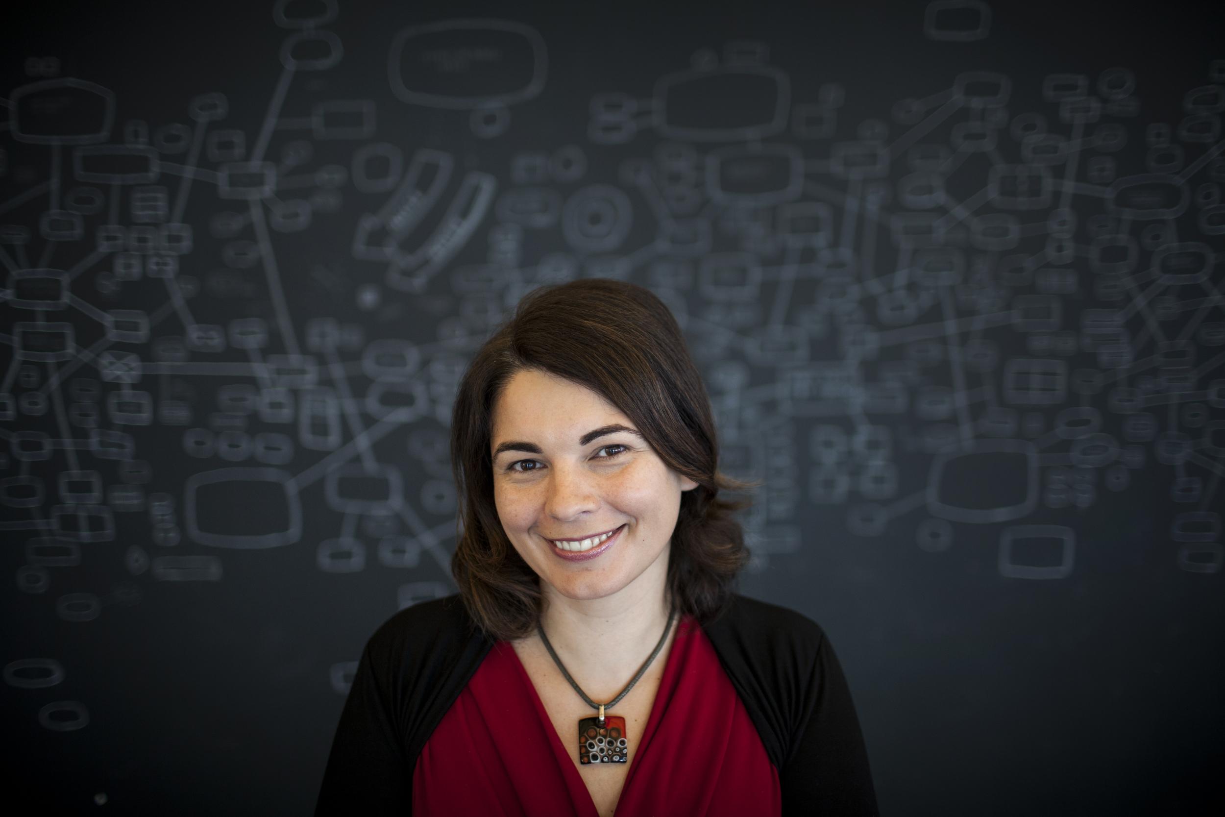 Monica Rogati - Jawbone, VP of Data